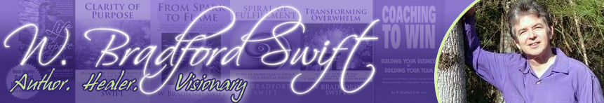 W. Bradford Swift Visionary Author Logo