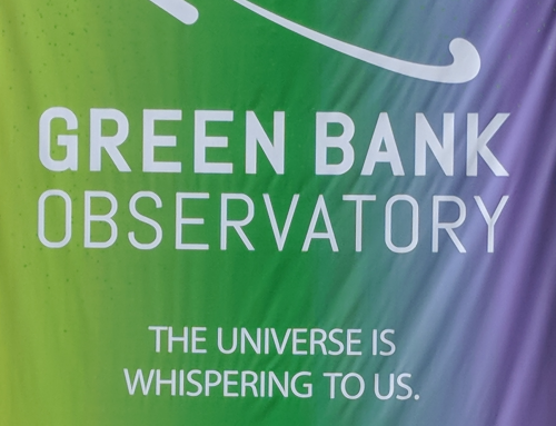 Visiting Green Banks: You Gotta be Committed