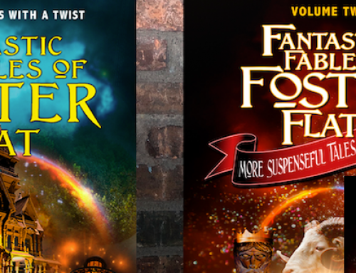Fantastic Fables: Suspenseful Stories with a Twist