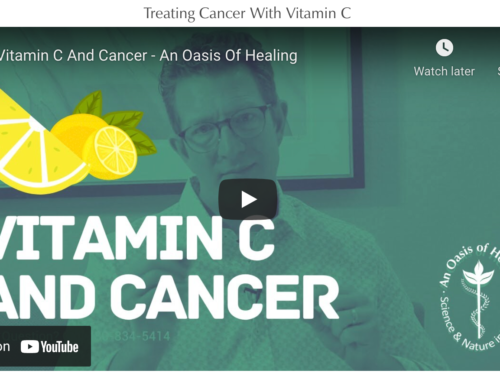 Vitamin C & Cancer (A #LoveCancerAway Report from #CancerCyborg)